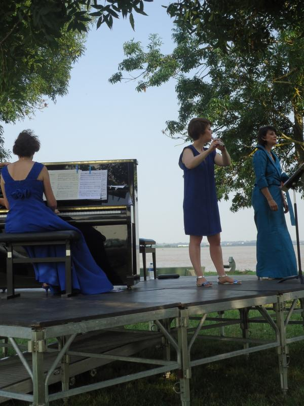 Trio piano gironde